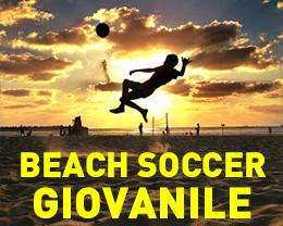 BEACH SOCCER GIOVANILE